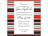Graduation Announcement Vs Invitation Red and Black Graduation Announcements Hairy Woman ass