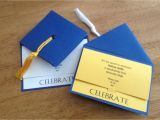 Graduation Cap Invitations Cards Graduation Party Invitation Graduation Cap School Colors