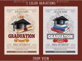 Graduation Ceremony Invitation Templates Free Graduation Invitation Template 30 Psd Ai Eps format