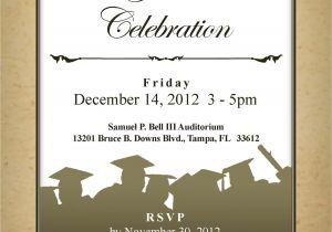 Graduation Day Invitation Card Graduation Invitation Templates Graduation Ceremony