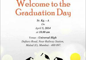 Graduation Day Invitation Card Invitation Card Graduation Ceremony Choice Image