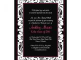 Graduation Dinner Party Invitation Wording Sample Graduation Dinner Invitations Wording