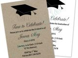 Graduation E Invitations Graduation Invitation Template