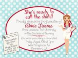 Graduation From Nursing School Invitations 6 Best Images Of Free Printable Nursing Invitations
