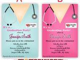 Graduation From Nursing School Invitations Nursing Graduation Invitation Templates Invitation Librarry