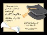 Graduation Invitation Card Sample Graduation Day Invitations by Paper so Pretty at