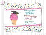 Graduation Invitation Cards for Kindergarten Kindergarten and Preschool Graduation Invitations Amy