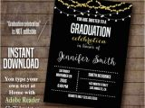 Graduation Invitation Design Templates 19 Sample Graduation Invitations Psd Vector Eps