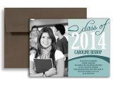 Graduation Invitation Inserts 2018 Photo Insert Graduation Party Invitation 7×5 In