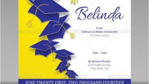 Graduation Invitation Layouts 19 Graduation Invitation Templates Invitation Templates