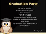 Graduation Invitation Messages Graduation Party Invitation Wording Wordings and Messages