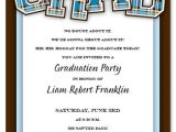 Graduation Invitation Party Wording 10 Best Images Of Barbecue Graduation Party Invitations