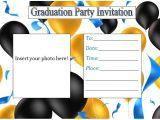Graduation Invitation Templates Free Free Printable Graduation Invitation Templates 2013