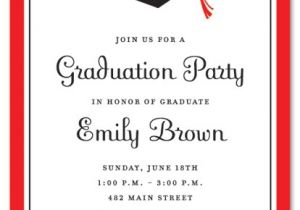 Graduation Invitation Writing Graduation Party Invitations Party Ideas