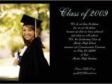 Graduation Invitations No Photo 8th Grade Graduation Invite Wording