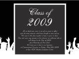 Graduation Invitations No Photo Announcement Wording No Party On Free Graduation