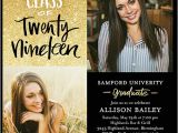 Graduation Invitations with Photos Glistening Grad 5×5 Graduation Party Invitation Shutterfly