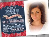 Graduation Invitations with Photos High School Graduation Party Invitation College Graduation