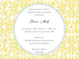 Graduation Luncheon Invitation Wording Graduation Invitation Lunch Just B Cause