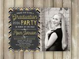 Graduation Open House Invitations Graduation Party Invitation 2016 Graduation Open House