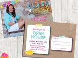Graduation Open House Invites 8 Graduation Invitation Postcards Designs Templates