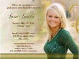 Graduation Open House Invites Printable Open House for Graduation Party Invitations Ideas