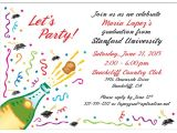 Graduation Party Invitation Etiquette Declining A Graduation Party Just B Cause