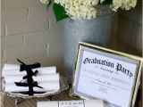 Graduation Party Invitation Kits Black and White formal Graduation Party by theentertainingshop