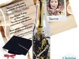 Graduation Party Invitation Kits Graduation Do It Yourself Kit