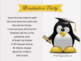 Graduation Party Invitation Text Graduation Party Invitation Wording Wordings and Messages