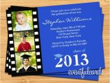 Graduation Party Invitations 2017 Walgreens Class Of 2017 High School College Graduation Invitation