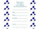 Graduation Party Invitations Free Printable Free Printable Graduation Party Invite Flying Caps