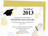 Graduation Party Invitations Word Templates 46 Best Printable Diy Graduation Announcements Templates