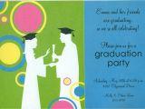 Graduation Party Invitations Wording Ideas Graduation Party Invitation Wording Templates