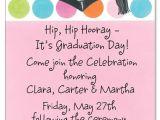 Graduation Party Invite Wording Graduation Party Wording Graduation Tastic Pink