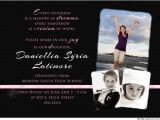 Graduation Party Quotes for Invitations Hope Dreams Quote Graduation Announcement Photos