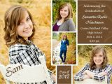 Graduation Picture Invitations Walmart Graduation Announcements Multiple Photo and Background Options