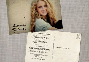 Graduation Postcards Invitations Graduation Announcements Www Imgkid Com the Image Kid
