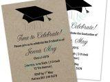 Graduation Wording for Invites Graduation Invitation Template