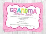 Grandma Baby Shower Invitations Pinterest • the World's Catalog Of Ideas
