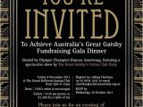 Great Gatsby Holiday Party Invitations Party Invitations Great Gatsby Party Invitations Ideas