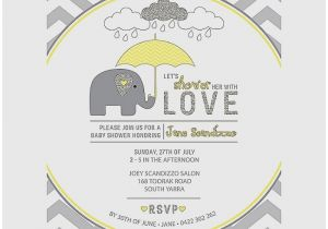 Grey and Yellow Baby Shower Invites Baby Shower Invitation Best Of Grey and Yellow Baby