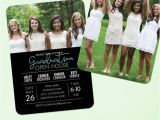 Group Graduation Party Invitations Graduation Party Invitation Group Grad Party Grad Announcement