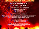 Guy Fawkes Party Invitations Guy Fawkes Flyer Ticket Printing