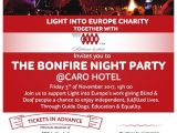 Guy Fawkes Party Invitations Nrcc Light Into Europe Invites You to Bonfire Night 2017