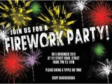 Guy Fawkes Party Invitations Urban Fireworks Party Invitation