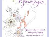Hallmark Graduation Invitation Cards butterfly Scroll Graduation Card for Granddaughter