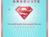 Hallmark Graduation Invitation Cards Superman S Shield Graduation Card Greeting Cards Hallmark