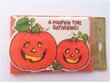 Hallmark Halloween Party Invitations 8 Vintage Halloween Party Invitations Made by Hallmark