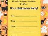 Hallmark Halloween Party Invitations Cute Halloween Party Invitations Pumpkins Invites Hallmark